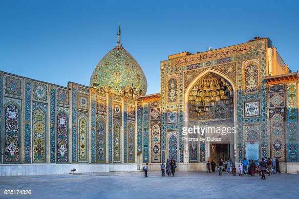 Iran Shiraz City Shahe Cheragh Sanctuary