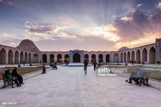 Iran, Southeastern Iran, Exterior