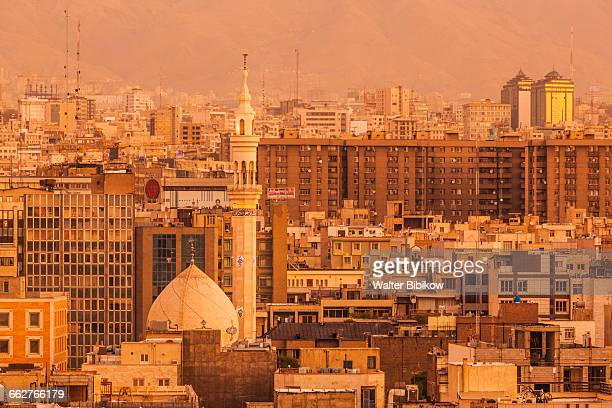 iran, tehran, exterior - tehran stock pictures, royalty-free photos & images