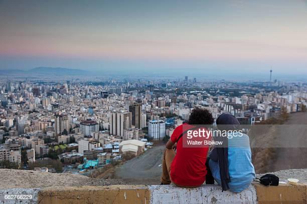 iran, tehran, exterior - tehran stock-fotos und bilder