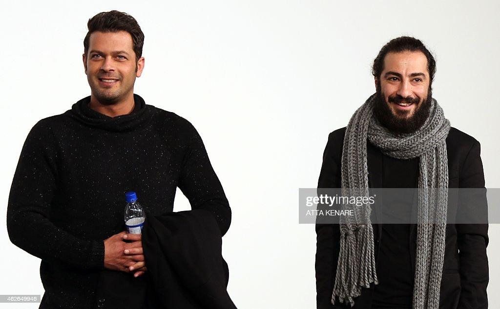 IRAN-FILM-CINEMA-FESTIVAL : News Photo