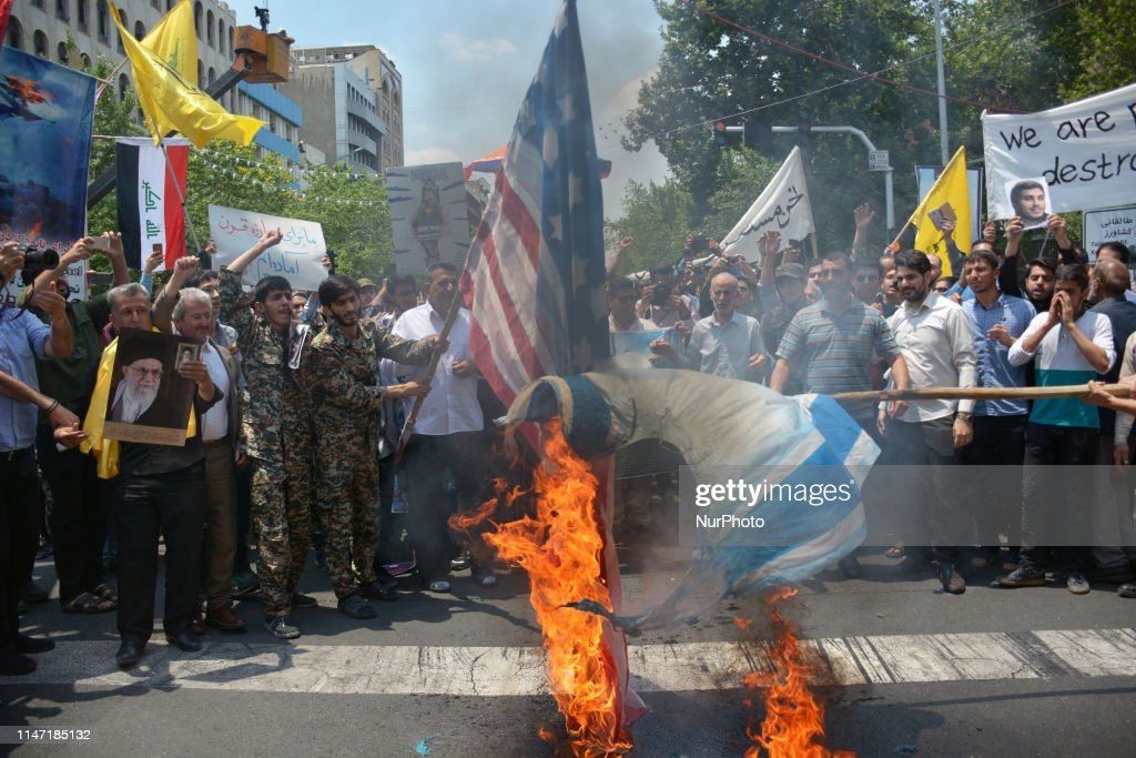 Quds Day Rally In Tehran : News Photo