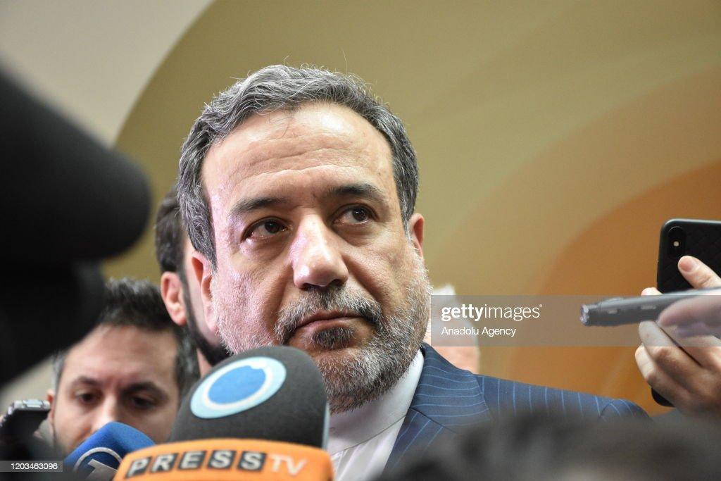 'Iran nuclear deal' meeting in Austria : News Photo