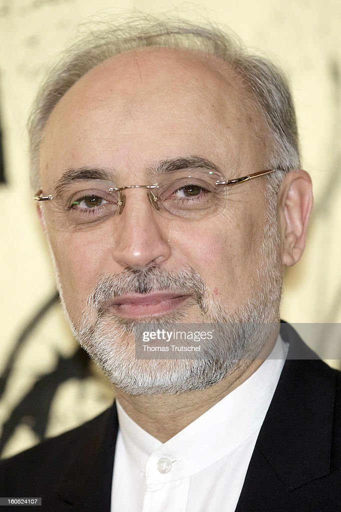Iranian Foreign Minister Ali Akbar Salehi is pictured on day 2 of the 49th Munich Security Conference at Hotel Bayerischer Hof on February 2, 2013 in Munich, Germany. The Munich Security Conference brings together senior figures from around the world to engage in an intensive debate on current and future security challenges and remains the most important independent forum for the exchange of views by international security policy decision-makers.