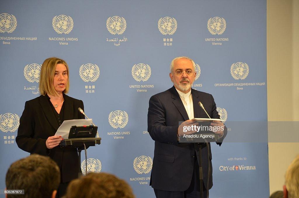 E3+3 and Iran Talks in Vienna : News Photo