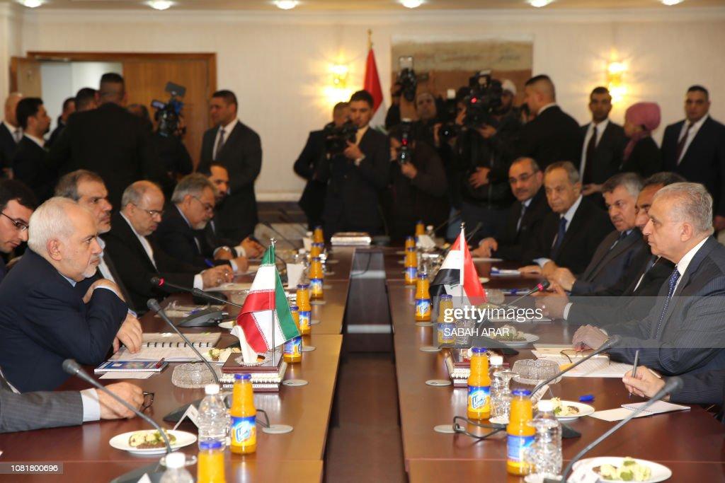 IRAQ-IRAN-DIPLOMACY : News Photo