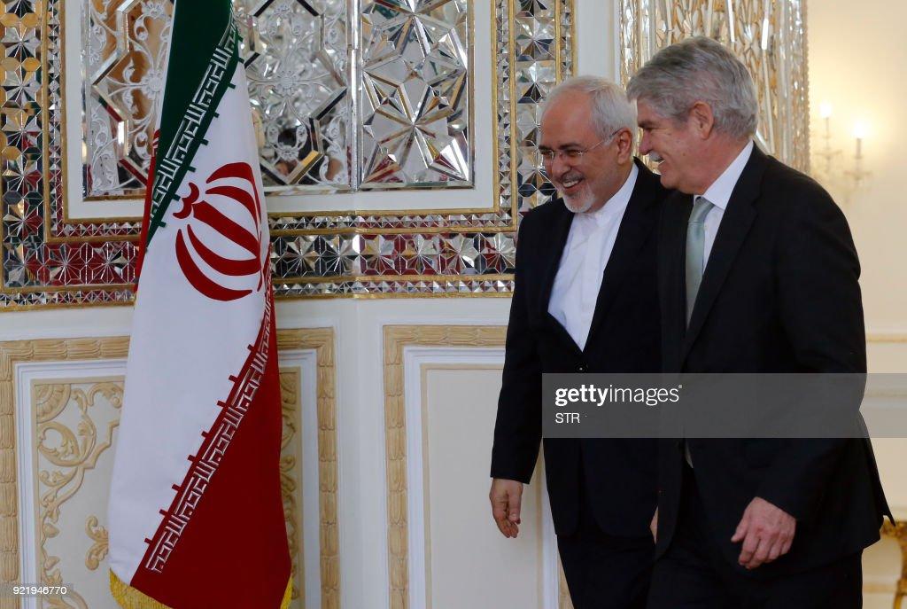 IRAN-SPAIN-DIPLOMACY : News Photo