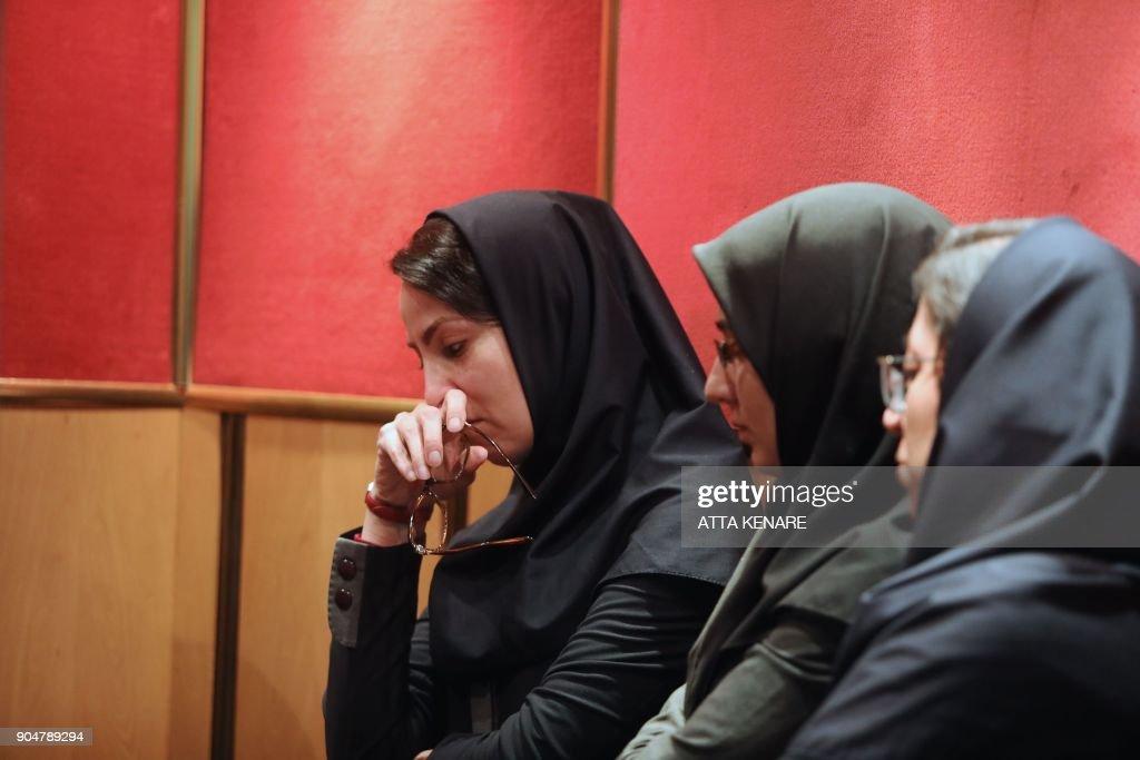 IRAN-CHINA-SHIPPING-ACCIDENT : News Photo