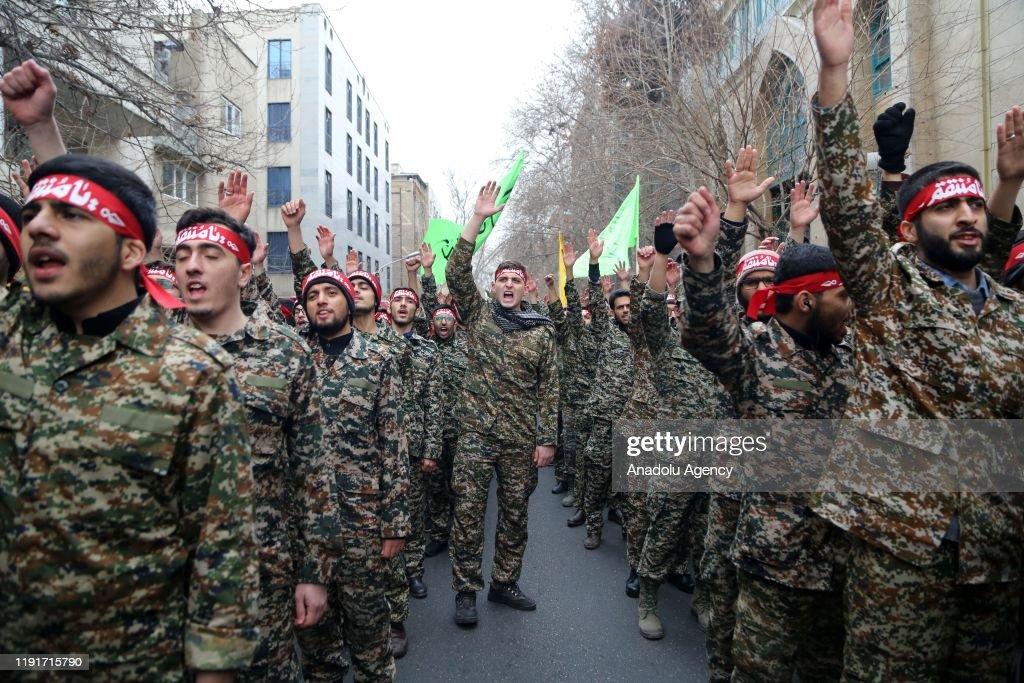 Anti-US rally in Tehran : ニュース写真