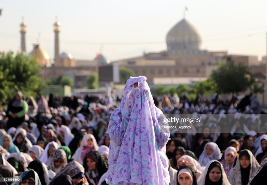 Eid Al-Fitr in Iran : News Photo