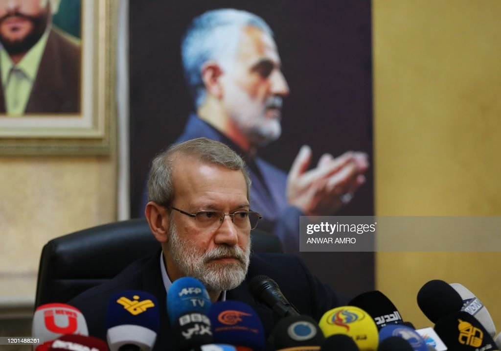 LEBANON-IRAN-POLITICS-DIPLOMACY : News Photo