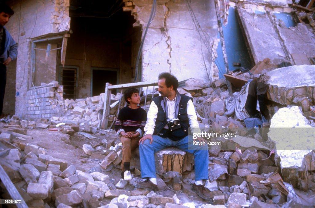 Gulf War : ニュース写真