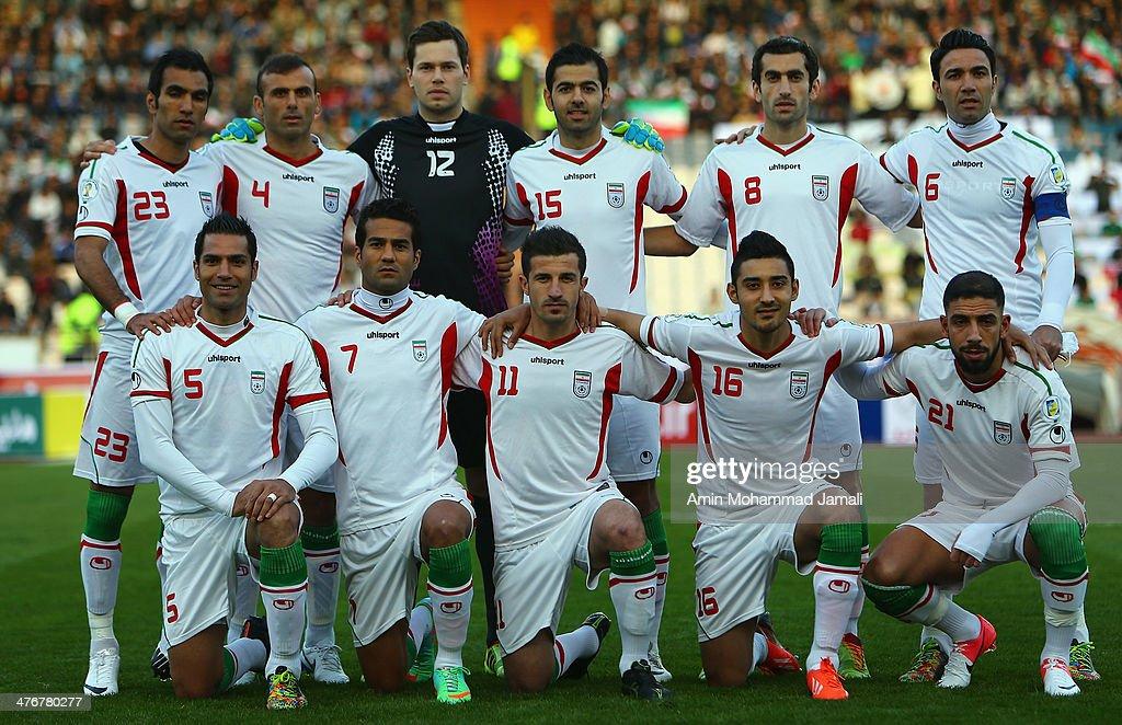 Iran v Guinea - International Friendly : News Photo