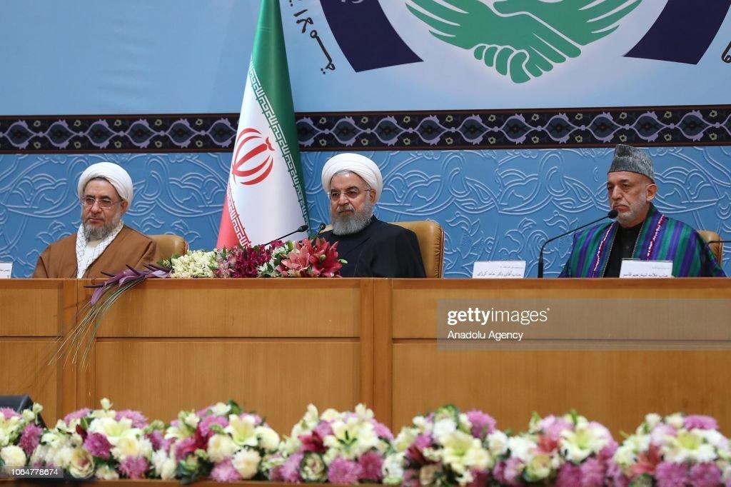 International Islamic Unity Conference : News Photo