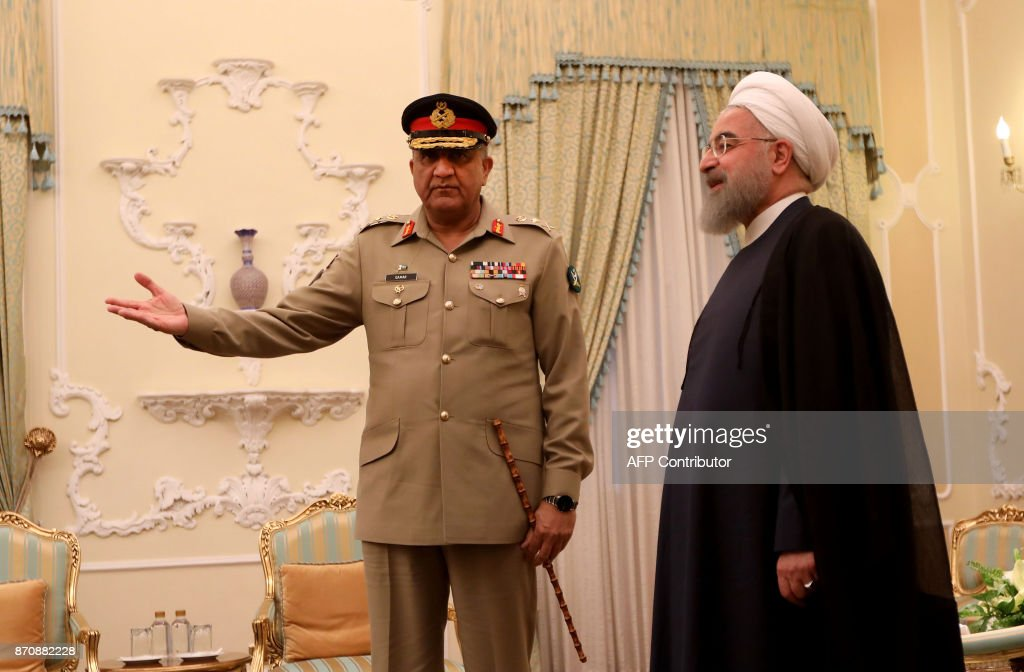 IRAN-PAKISTAN-DIPLOMACY : News Photo