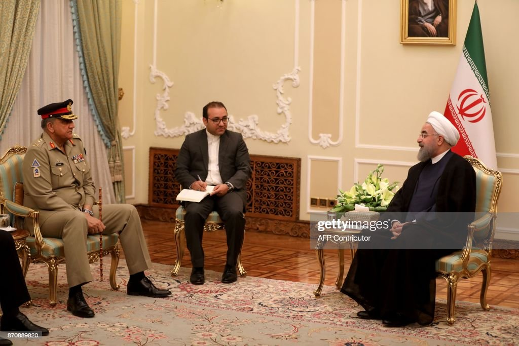 IRAN-PAKISTAN-DIPLOMACY : News Photo