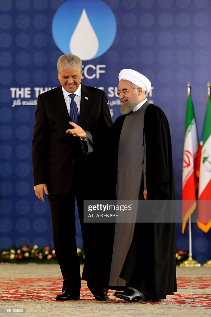IRAN-ENERGY-GAS-GECF-SUMMIT : News Photo