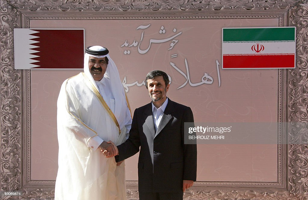 Iranian President Mahmoud Ahmadinejad (R : News Photo