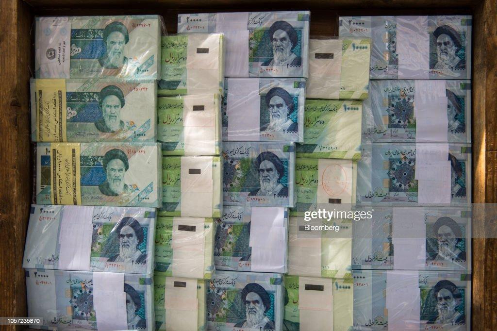 Iran Economy Ahead Of Second Round U S Sanctions News Photo