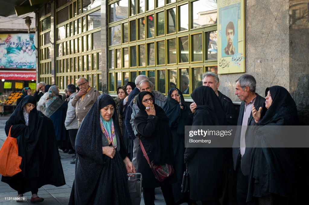 IRN: Iranians Line Up at Dawn for a Sanctions Meal They Can Afford