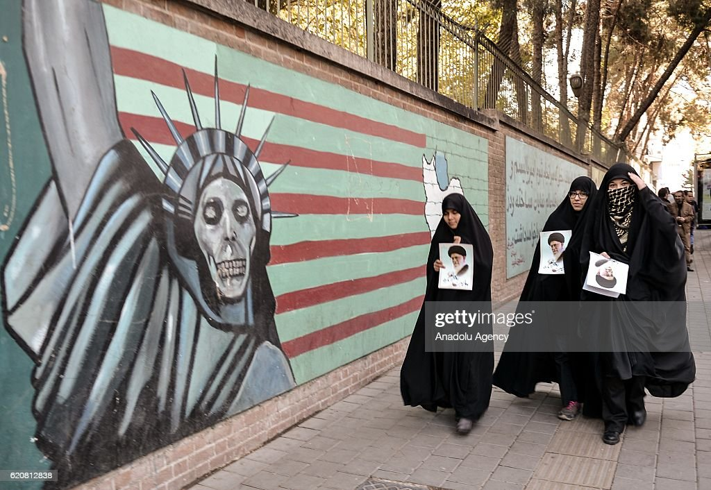 Protest in Tehran : News Photo