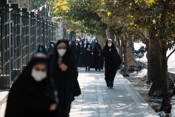 IRN: First Tehran's Friday Prayers Since COVID-19 Outbreak