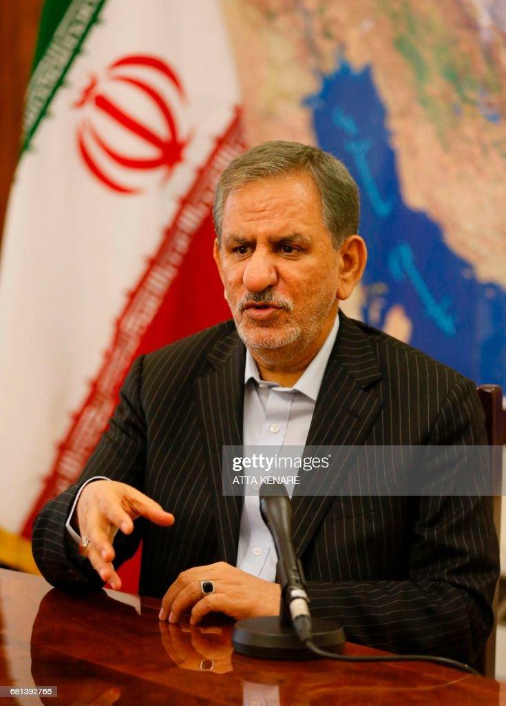 IRAN-POLITICS-PRESIDENCY : News Photo