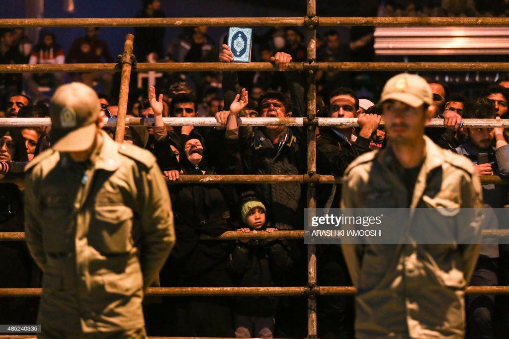 IRAN-SOCIAL-EXECUTION-ISLAM : Fotografía de noticias