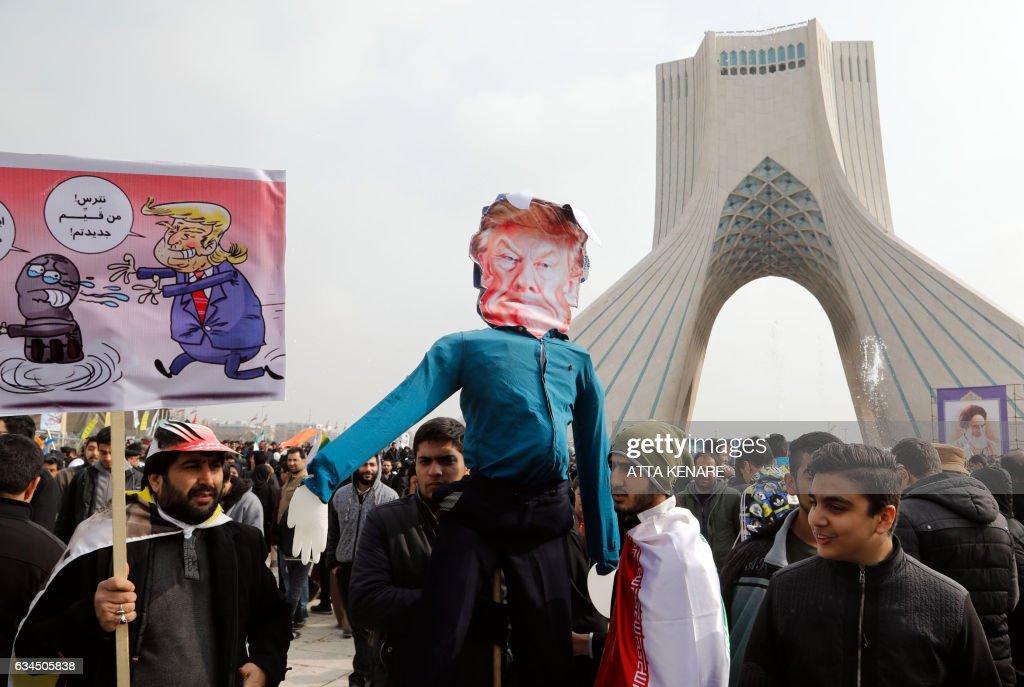 IRAN-US-DIPLOMACY-ANNIVERSARY : News Photo