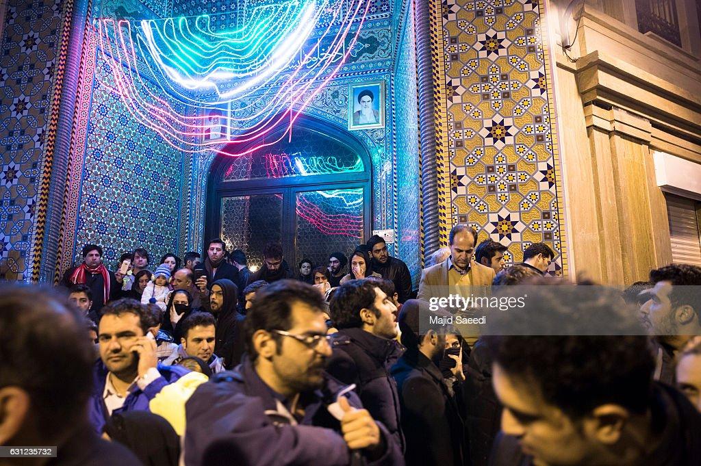 Akbar Hashemi-Rafsanjani, Former Iranian President, Dies at 82 : News Photo