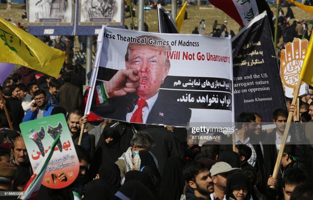 Image result for Iran, anniversary of Iran's 1979 Islamic revolution, photos, February 2018