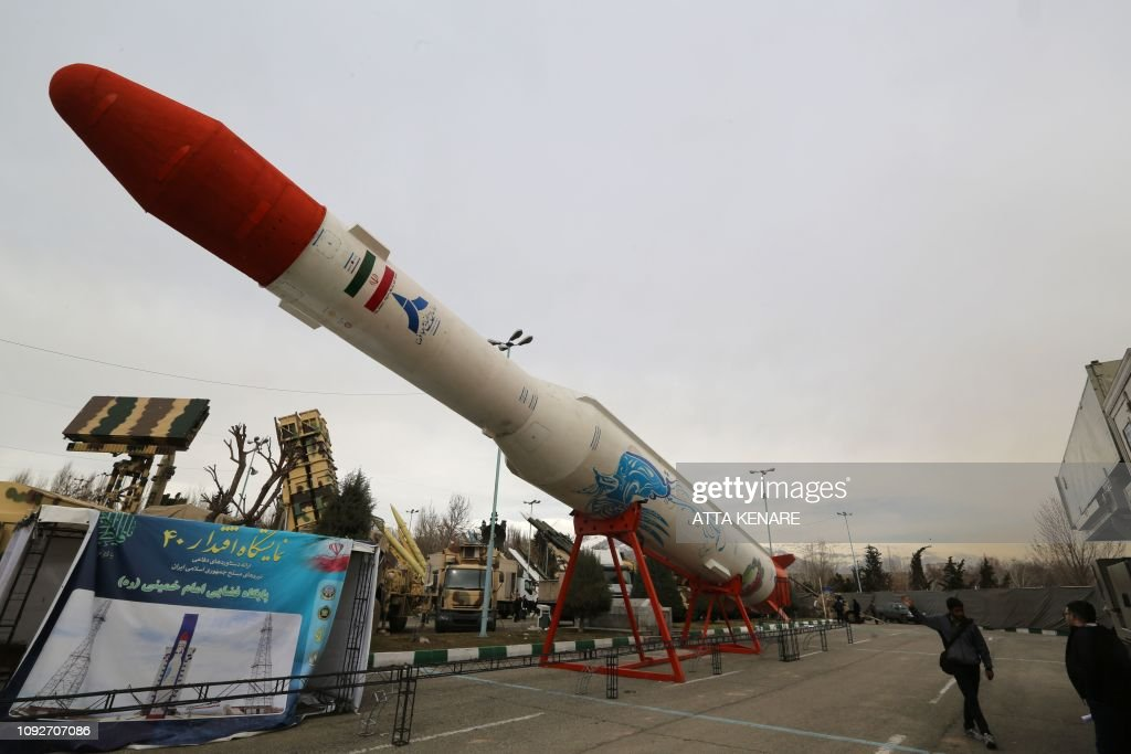 IRAN-ARMS-MISSILE : News Photo