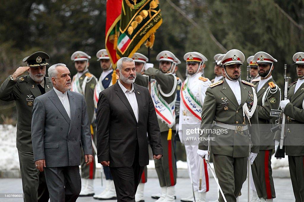 Iran's First Vice President Mohammad Rez : News Photo