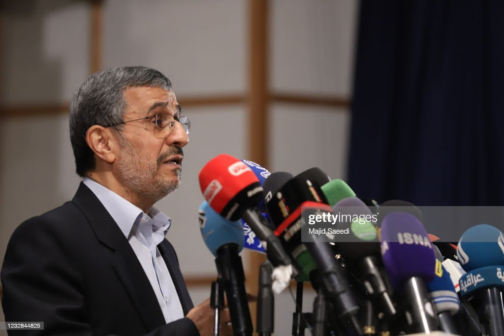Registrations Continue For Iran's Presidential Election : News Photo