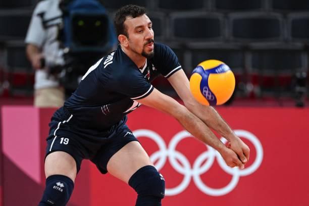 JPN: Volleyball - Olympics: Day 3
