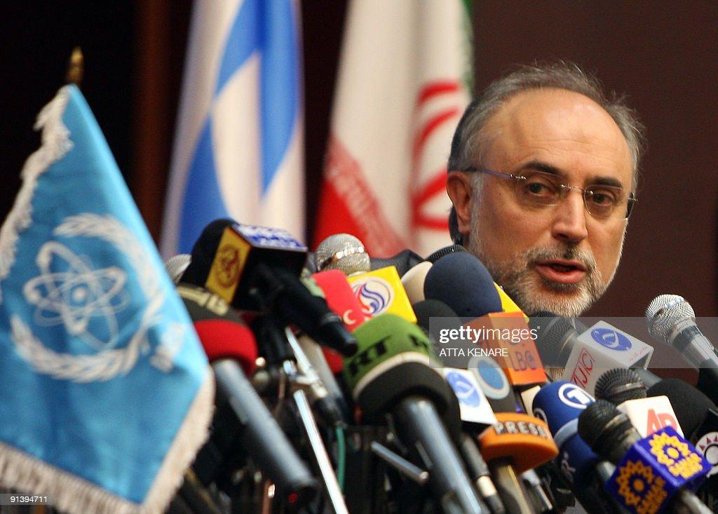 IAEA Chief El-Baradei Holds Talks In Tehran