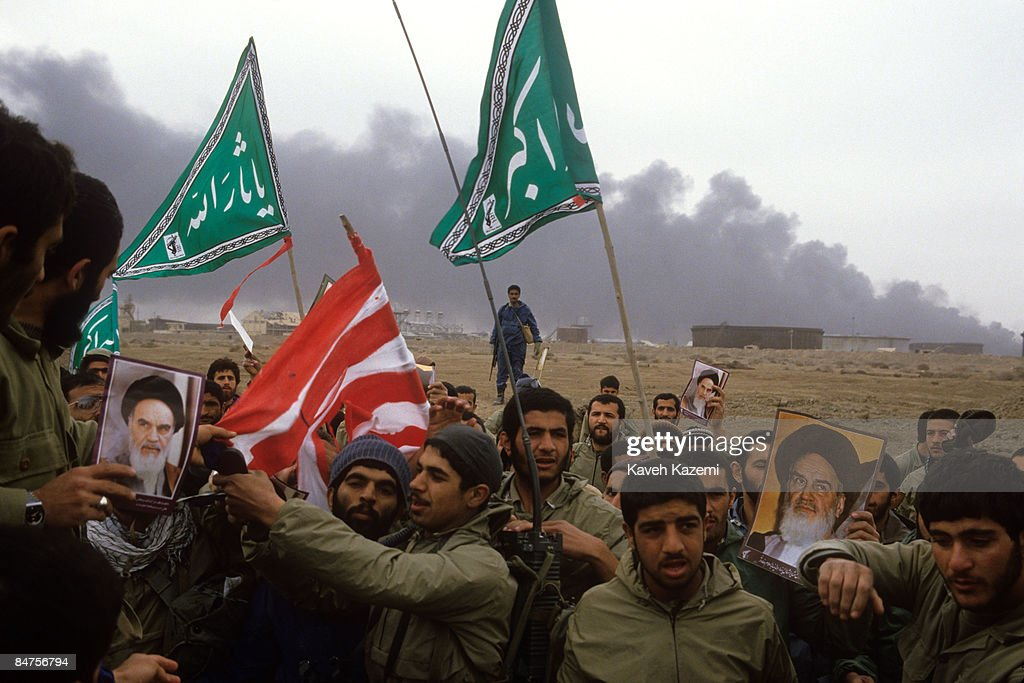 Iran-Iraq War : News Photo