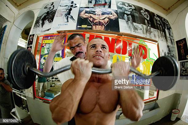 Iraq Bodybuilding Gym Named After Arnold Schwarzenegger