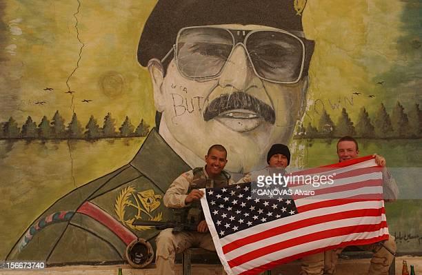 Iraq War Mission Accomplished For The 41st Libération de la ville d'ALDIWANIYYA par le 41ème régiment d'infanterie le caporal rené RUIZ Junior et...