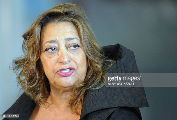 Zaha Hadid Stock Photos And Pictures Getty Images