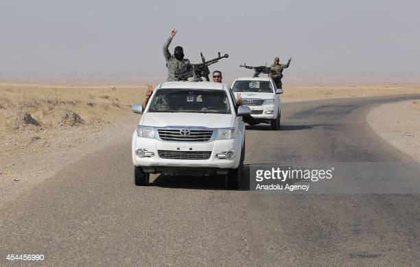 Iraqi armed forces have entered the northern town of Amirli which had been under the siege of Islamic State militants for over two months in Saladin...