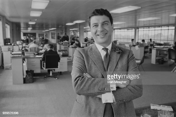 Iraqi British entrepreneur Selim Zilkha founder of Mothercare UK 22nd July 1968