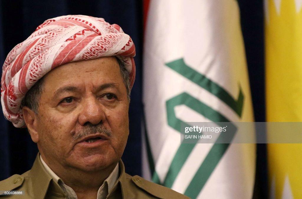 IRAQ-KURDS-GERMANYDIPLOMACY : News Photo