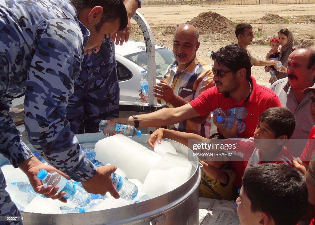 IRAQ-UNREST : News Photo