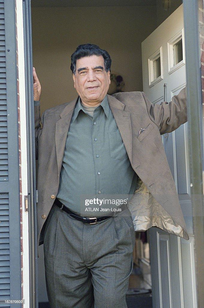 Iraqi Physicist Dr Hamza Khiddir Refugee In The United States