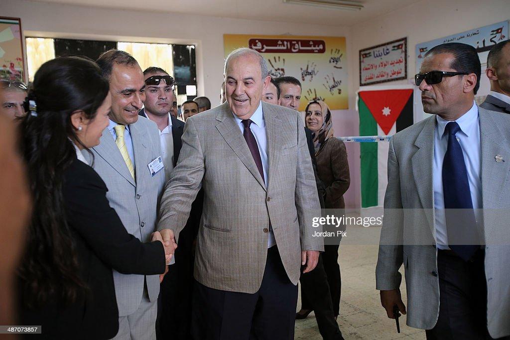 Iraqis Living In Jordan Vote In Parliamentary Elections : Nieuwsfoto's