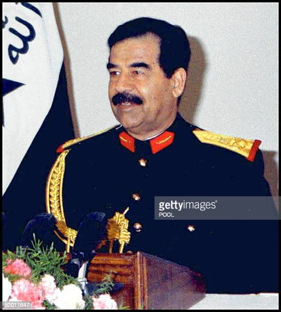 Iraqi President Saddam Hussein criticised Arab leaders who contributed to the USled multinational force that ejected his troops from Kuwait in the...