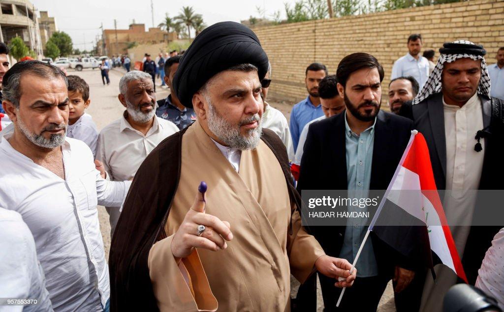 IRAQ-VOTE : News Photo