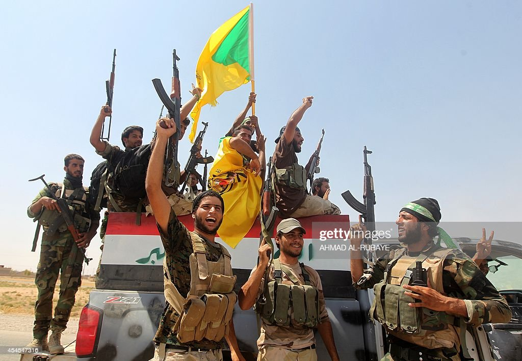 IRAQ-UNREST : News Photo
