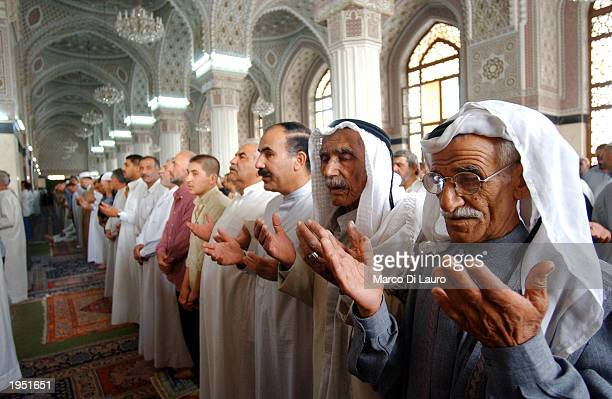 Iraqi Shiite Muslims Return To Normal Practices of Faith